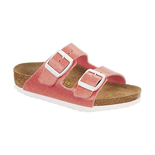 Birkenstock Arizona Cork Footbed Sandal (Toddler/Little Kid/Big Kid), Magic Galaxy Pink, 29 EU(11-11.5 M US Little Kid)