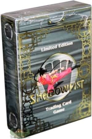 Shadowfist Trading Card Game Limited Edition Starter Deck