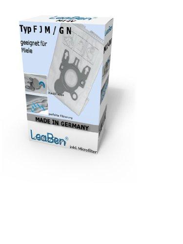 Miele S8 Cat und Dog Staubsaugerbeutel 10 Stück Made in Germany #M14_GR