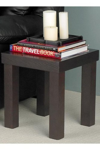 Image of Contemporary End Table (B000OM2AOI)