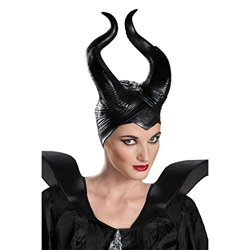Maleficent Deluxe Adult Horns