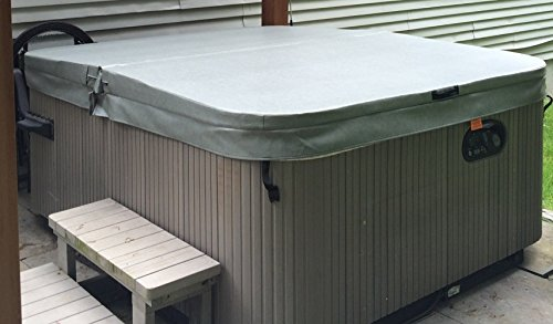 BeyondNice Custom Hot Tub Cover