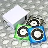 PGA iPod shuffle4専用TPUケースAC充電器セット ブラック RX-IPT4GSFB