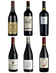 Classic Red Wines Mixed Dozen