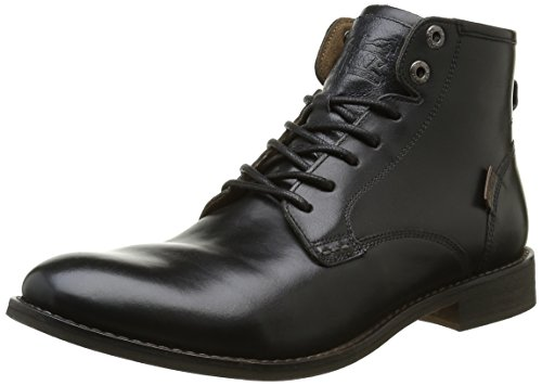 Levi's Baldwin, Stivali Desert Boots Uomo, Nero (Black 59), 42 EU