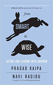 From Smart to Wise: Acting and Leading with Wisdom price comparison at Flipkart, Amazon, Crossword, Uread, Bookadda, Landmark, Homeshop18