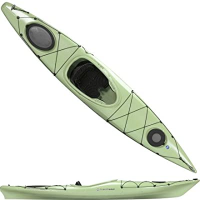 Wilderness Systems Tsunami 125 Kayak 2013 Light Lime, One Size