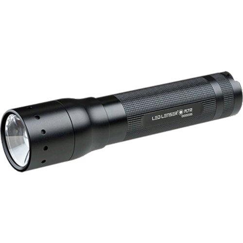 Led Lenser 880010 M7R Rechargable Led Flashlight, Black