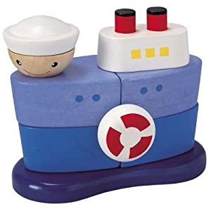 Buy PlanToys Toys - Plan Toys Sorting Boat