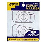 ダイヤ(DAIYA) インパクトマーカー アイアン用 AS-423