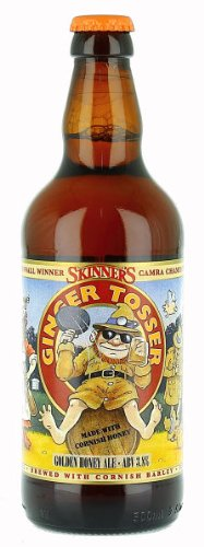 Skinners - Skinners Ginger Tosser - United Kingdom - Cornwall - 3.8%