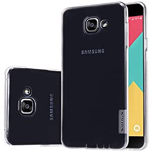 Nillkin ( Samsung A5 2016 New Edition ) Nature Soft TPU Back Cover Case for Samsung Galaxy A5 (2016 New Edition) ( A510F ) - Transparent White