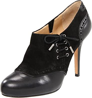 Circa Joan & David Women's Eunice Bootie,Black,6.5 M US