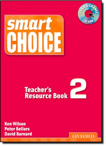 Smart Choice 2 Teacher's Resource Book: with CD-ROM pack