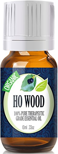 Ho Wood (Organic) 100% Pure, Best Therapeutic Grade Essential Oil - 10Ml