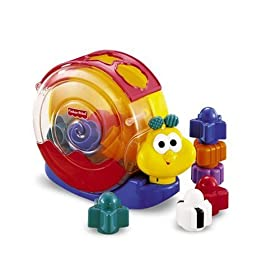 Fisher-Price  Baby - 71922-0 -  Lumaca musicale
