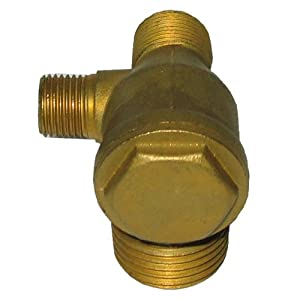 Powermate 031-0095RP 90 Degree Left Check Valve at Sears.com