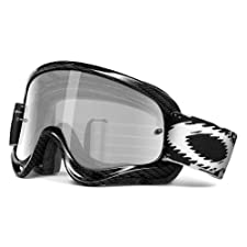 Oakley H2O O-Frame True Goggles (Carbon Fiber/Grey, One Size)