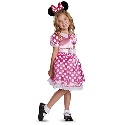 Toddler Minnie Mouse Dress front-9079