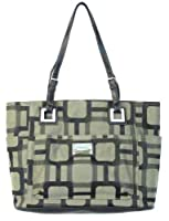Nine West Super Signs Heritage Large Tote