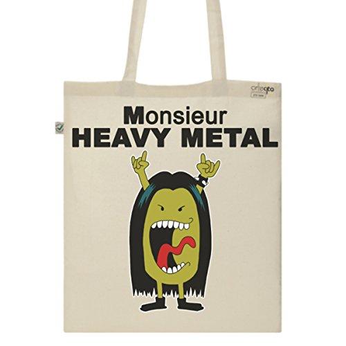 tote-bag-imprime-ecru-toile-en-coton-bio-monsieur-heavy-metal