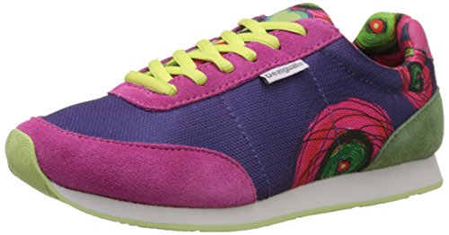 Desigual, Sneaker donna multicolore Size: 38