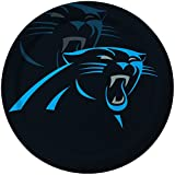Creative Converting 8 Count Carolina Panthers Paper Dinner Plates by Creative Converting