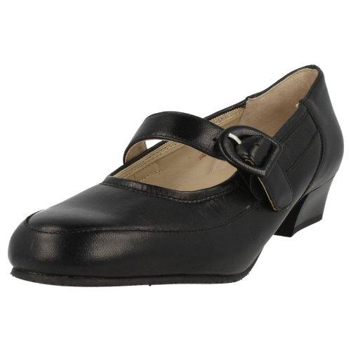Equity Donna Edith Vestito Scarpe, nero (Black), 39