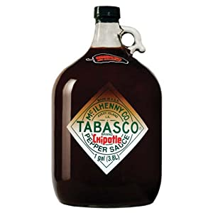 Tabasco Brand Chipotle Pepper Sauce - Gallon from McIlhenny Company