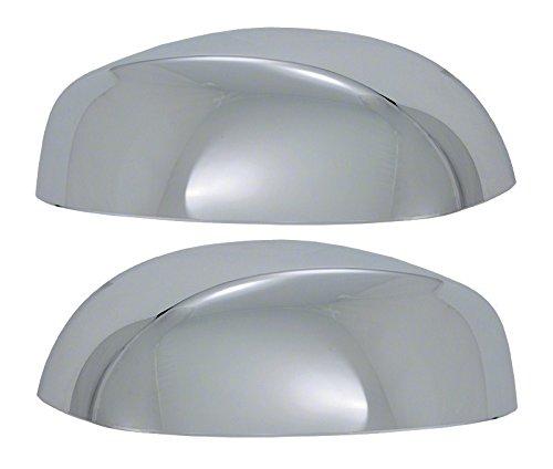 "2007-2013 GMC Sierra ""Factory Style"" Top Half Mirror Covers"