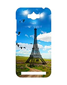 Mobifry Back Case Cover For Asus Zenfone Max