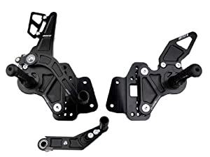 Driven D-Axis Rearsets - Black