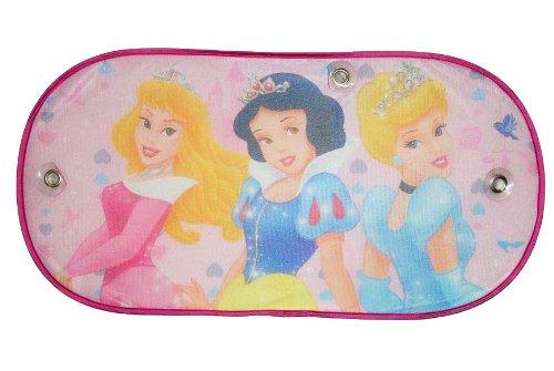 XL Heckscheiben Sonnenschutz Disney Prinzessin Princess - Sonnenblende für Kinder Heckscheibe Auto Schutz vor Sonne