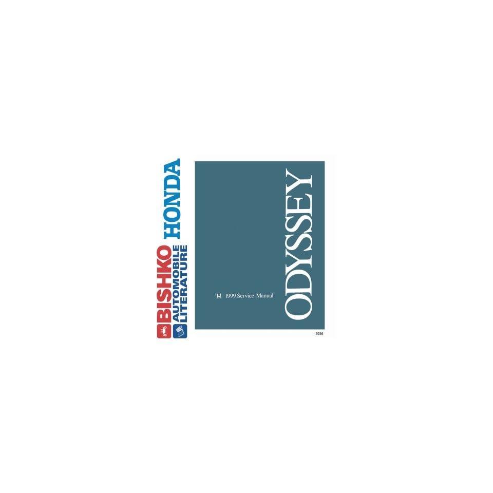 1999 HONDA ODYSSEY Shop Service Repair Manual CD