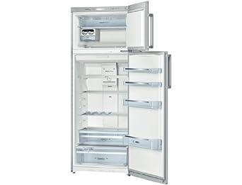 Bosch KDN56VL20 réfrigérateur-congélateur - réfrigérateurs-congélateurs (Autonome, Placé en haut, A+, Argent, SN, T, LED)