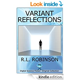 Variant Reflections: Digital Science Fiction Original Collection