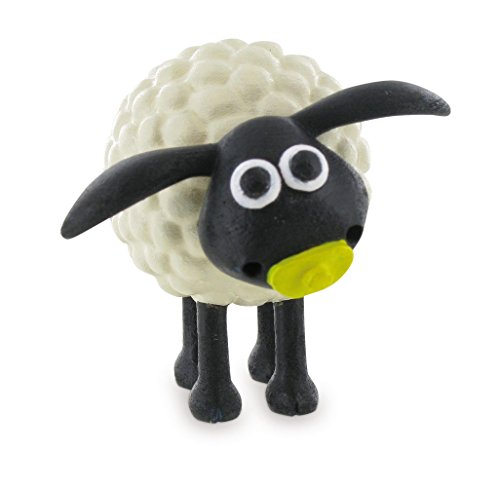 Comansi - Shaun The Sheep Mini Figura Timmy 5,5 Cm