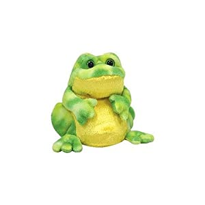Ty Beanie Babies 2.0(TM) Jumps(TM)  frog
