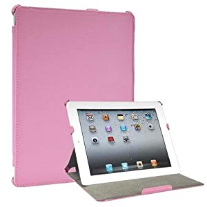 Toblino 2 Leather Case for iPad 2 - Pink