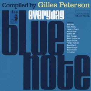 Blue Note- Giles Peterson Compilation