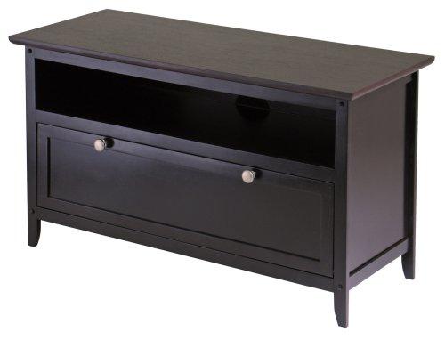 Winsome Wood Zuri 36-Inch TV Stand