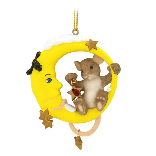 Charming Tails Hanging Ornament – You Add The Shine To The Seaso