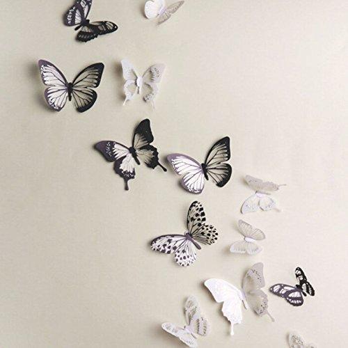 generic-18pcs-diy-3d-butterfly-wall-stickers-art-decal-pvc-butterflies