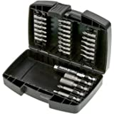 Porter-Cable PCSD125 25-Piece Screwdriving Bit Set with Case Bit Holder