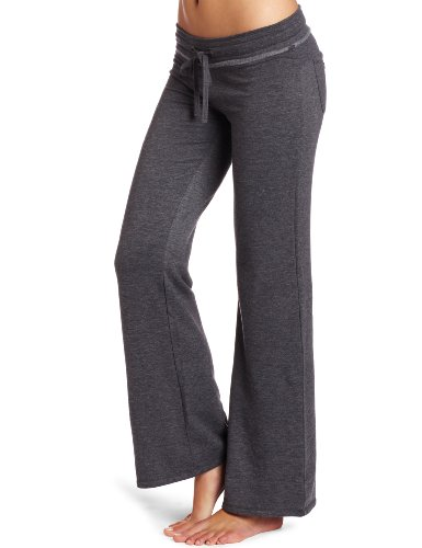 Soybu Women's Devotion Fleece Pant (Black,Large)