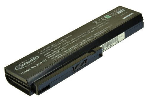 2-Power Compatible LG R410, R510 11.1v 4400mAh Laptop Battery Pack