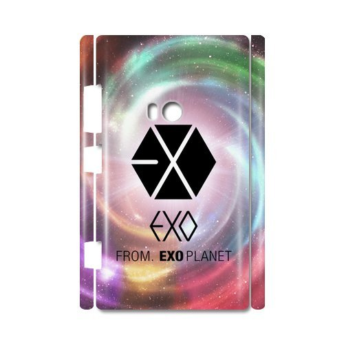 Exo Korea Band 100% Plastic 3D Case For Nokia Lumia 920