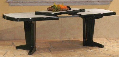 gartentische kunststoff online kaufen. Black Bedroom Furniture Sets. Home Design Ideas