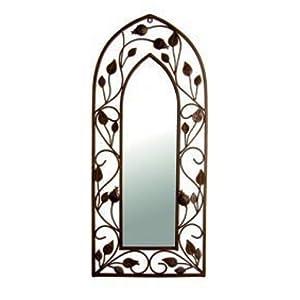 Gardman Gardman Gothic Arch Mirror WallArt