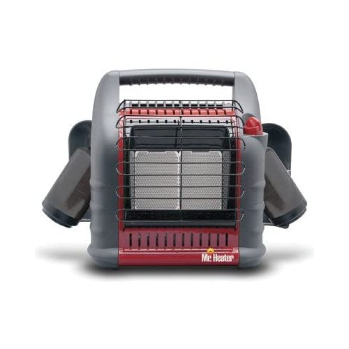 Mr. Heater Portable Big Buddy Heaters Port Buddy Prop Htr 4 000/9 000/18 000 Btu 373 Mh18B   port buddy prop htr 4 000/9 000/18 000 btu